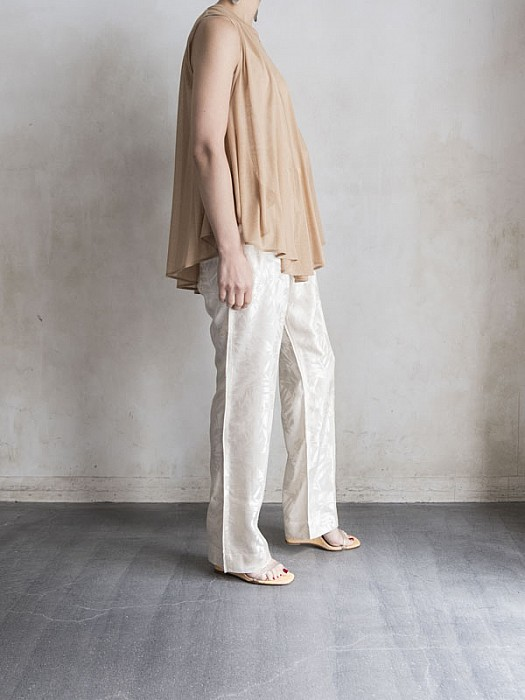 Needles/String Cowboy Pant-Leaf