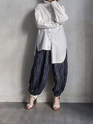JANESMITH/PLEATS HAREM PANTS