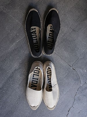 HOLIDAY/DOUBLE SOLE ESPADRILLE