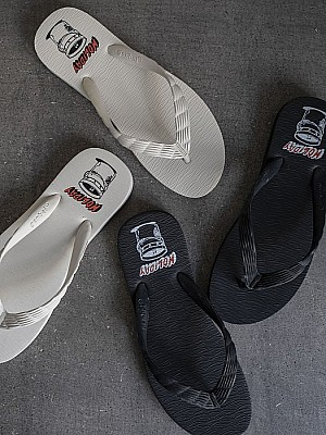 HOLIDAY/GENBEI BEACH SANDALS(LOOPHOLE)