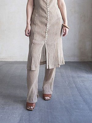 ALLEGE/tricot pants