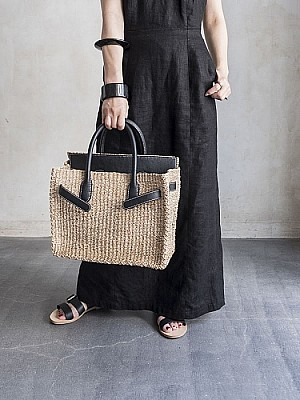 SEA/Basket Bag (Medium)