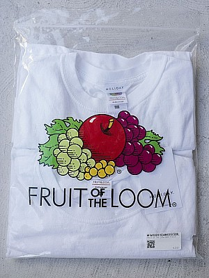 HOLIDAY/FRUIT OF THE LOOM PACK T-SHIRT