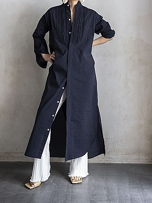 VillD/long shirts one-piece
