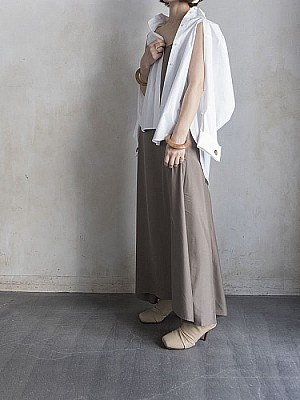 FILL THE BILL/ CAMISOLE UNDER LONG DRESS [SALE]