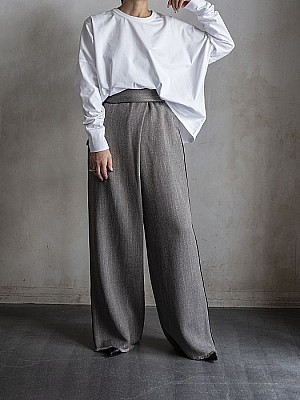 VillD/west belt pants
