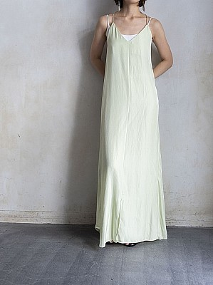 VillD / cami maxi dress   [SALE]