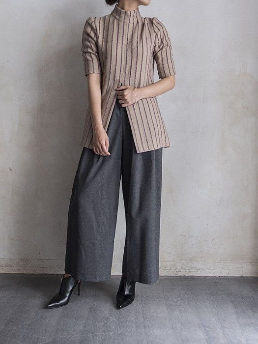 Lautshi/stripe tops