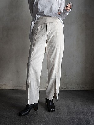 YOHEI OHNO/WOMEN RENCING TROUSERS