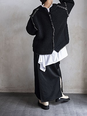 HAKUJI / Low gaug knit