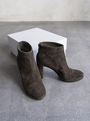 Roberto del Carlo / short boot  [SALE]