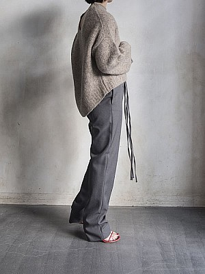 MM6/Polyester Wool Pants