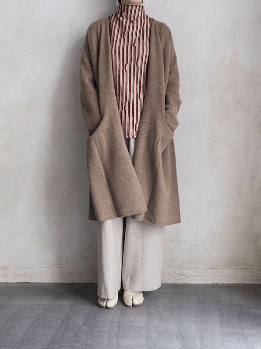 EAST BY EAST WEST/long knit cardigan