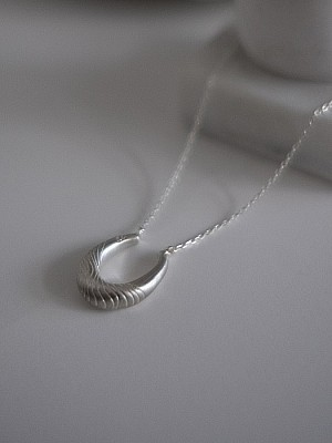Pure Tao Necklace / S (silver)