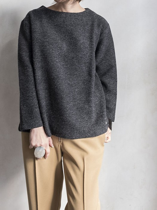 KIJI/WOOL BASQUE SHIRTS  [SALE]